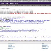 yahoo remote command execution vulnerability